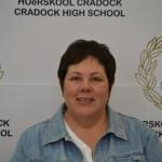 Mrs. N. van WykConsumer studies